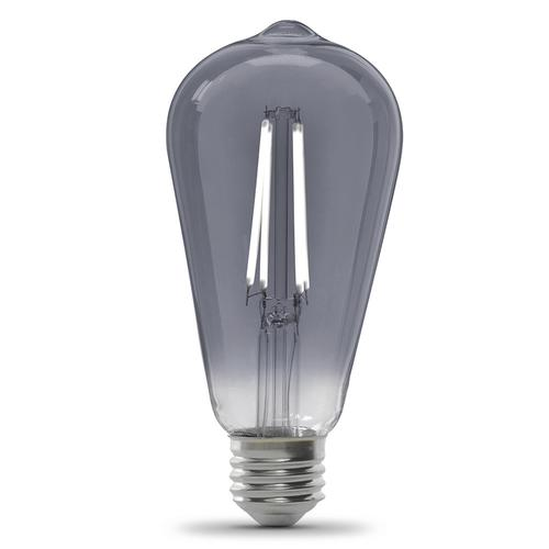 Feit Electric St19 Daylight Smoke Dimmable Led Light Bulb
