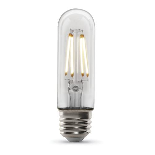 Feit Electric 40w Equivalent Soft White 2700k T10: Feit Electric® 40W Equivalent T10 Soft White Dimmable LED