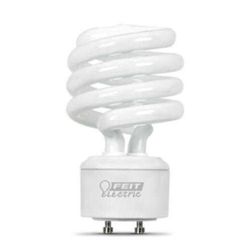 Feit Electric 75w Equivalent A19 Soft White Fluorescent Light Bulb