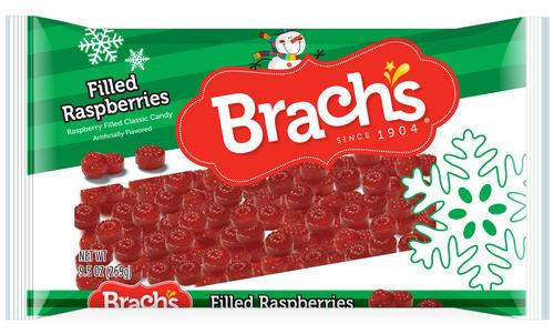 brachs filled raspberries candy 95 oz at menards
