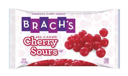 Brach S Jel Candy Cherry Sours 10 Oz At Menards