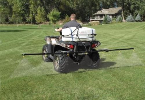 FIMCO 25 Gallon ATV Sprayer with 7 Nozzle Boom at Menards®