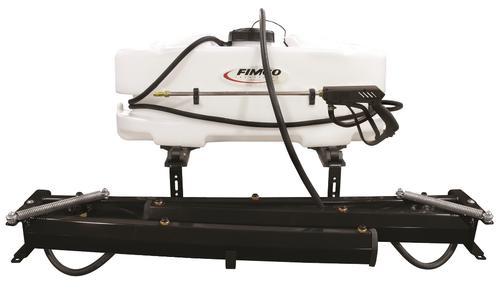 FIMCO 25 Gallon Deluxe ATV Sprayer with 3 8 gpm Pump at Menards®