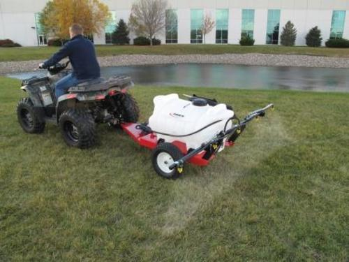 FIMCO 40 Gallon Trailer Sprayer with 5 Nozzle Boom at Menards®