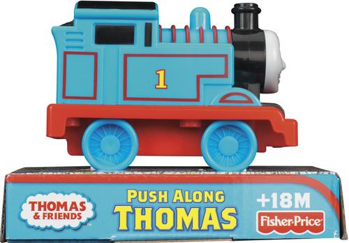 Thomas the Train Toddler Fisher-Price My First Push Along Thomas /& Friends 18M+