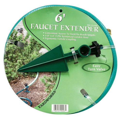 Yardworks® Faucet Extension Kit At Menards®