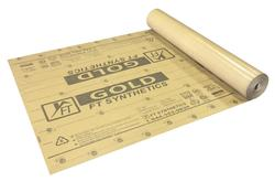 Ft Synthetics Gold Synthetic Roofing Underlayment 48 Quot X
