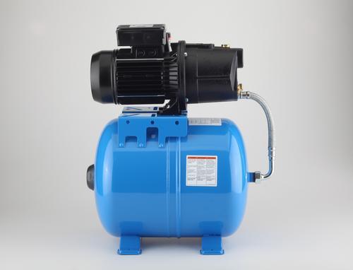 Simer 3/4 HP Shallow Well Jet Pump Tank System at Menards®