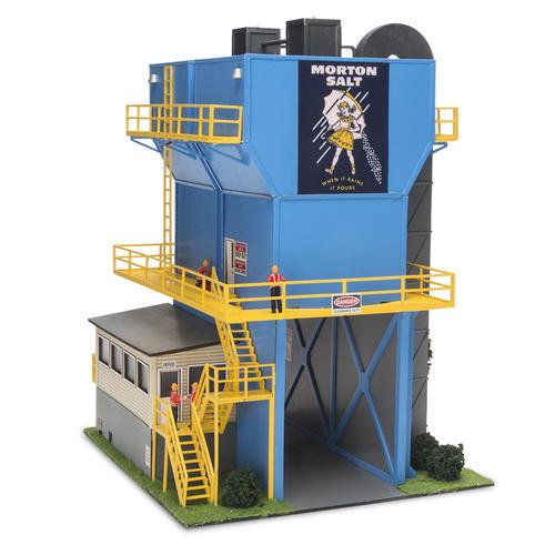 O Gauge Morton® Salt Factory