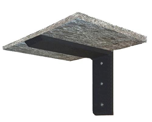 Heavy Duty Countertop Support Bracket At Menards®