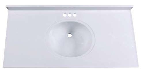 Vanity Top With Oval Bowl Model Number Mc90191 Menards Sku 6073288
