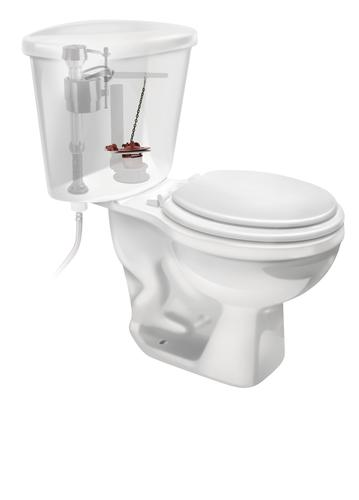 3 Inch Toilet Flapper.  Fluidmaster 3 Universal Water Saving Toilet Flapper at Menards
