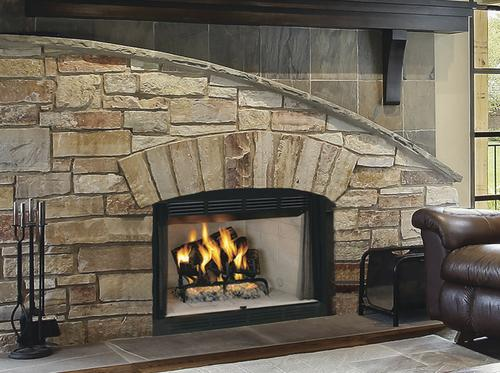 """Superior™ 36"""" Wood Burning Fireplace (Insert Only) at Menards®"""