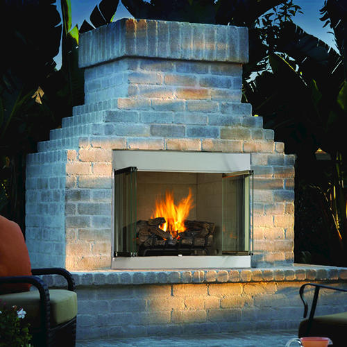 superior 42 vent free outdoor natural gas fireplace insert only rh menards com menards gas fireplace parts menards gas fireplace parts