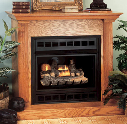 Superior 32 Vent Free Propane Fireplace Insert Only At Menards