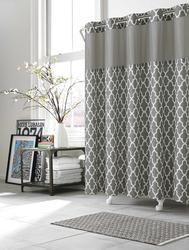 Hookless Plainweave Shower Curtain