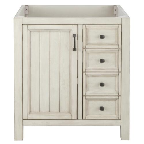 Antique White Bathroom Vanity