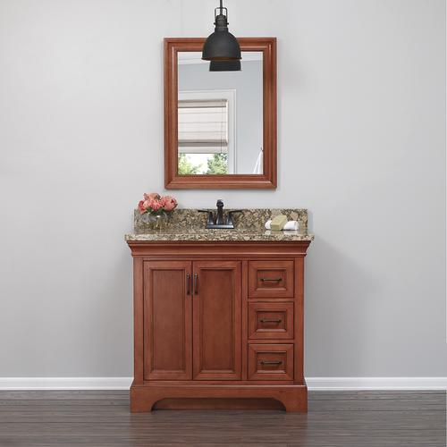 Foremost Mabel 36 W X 21 1 2 D Vanity Cabinet At Menards