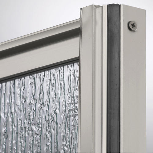 Foremost 174 Tides 25 Quot W X 65 Quot H Framed Hinge Shower Door At