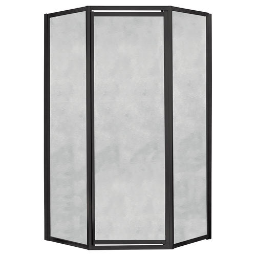 Foremost 174 Tides Framed Neo Angle Shower Enclosure At Menards 174
