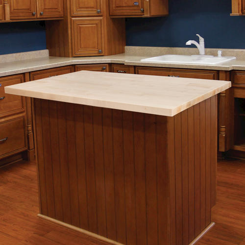 Butcher Block Top 25\