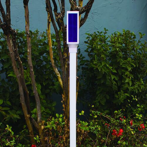 decorative driveway markers.htm patriot lighting   solar led driveway marker light at menards    solar led driveway marker light at