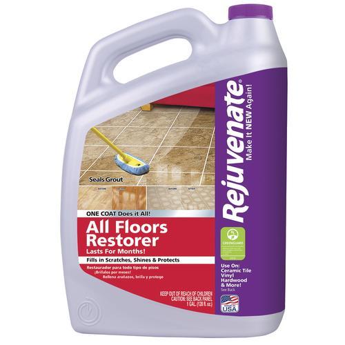 Rejuvenate Floor Restorer Protectant 128 Oz At Menards