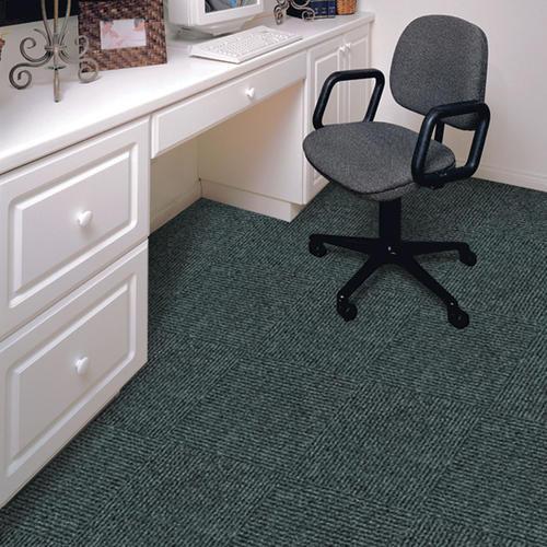 Foss Ozite Quickfloor Self Adhesive Modular Carpet Tile 18 X 22 5 Sq Ft Ctn At Menards