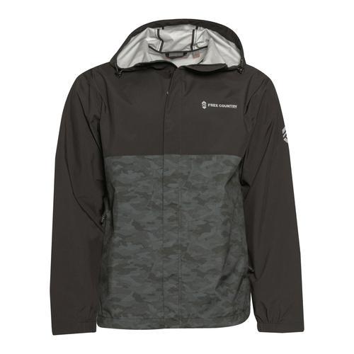 9d27f0188b45 Free Country® Men s Hydro Lite Adirondack Jacket - Large Jet Black