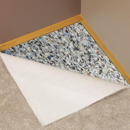 Future Foam Avalon 7 16 Thick 5 5 Lb Density Rebond Carpet Pad At Menards