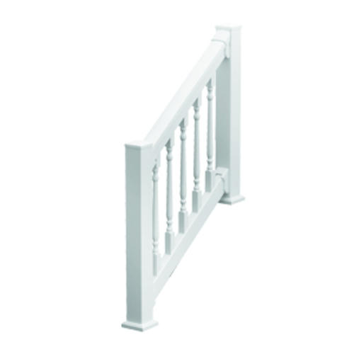 Fypon 174 Quickrail 174 Premium Stair Rail Kit With Colonial