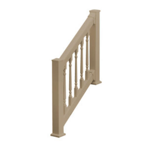 Fypon® QuickRail® Premium Stair Rail Kit With Colonial Spindles At Menards®