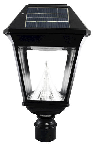 Gama Sonic Imperial Ii Solar Led Outdoor Post Light