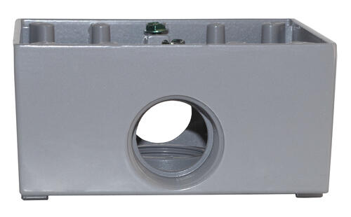 Sigma Electric 2 Gang 1 Quot 3 Hole Weatherproof Electrical