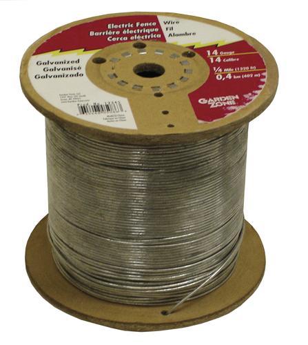 Awe Inspiring 1 4 Mile 14 Gauge Electric Fence Wire At Menards Wiring Digital Resources Bioskbiperorg