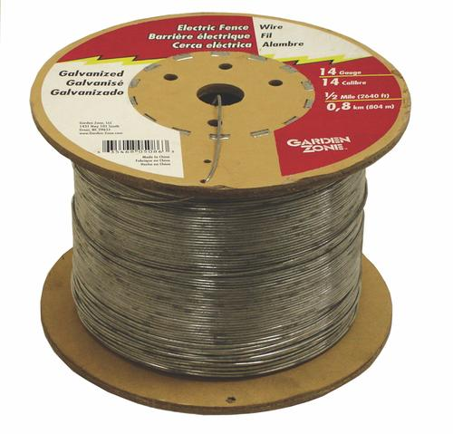 1 2 Mile 14 Gauge Electric Fence Wire At Menards