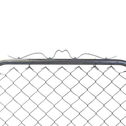 Galvanized Chain Link Fence Walk Gate At Menards