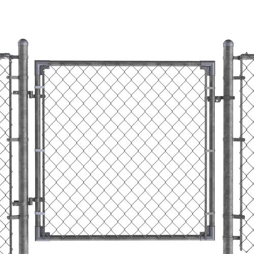 Chain Link Fence Gate Elbow At Menards