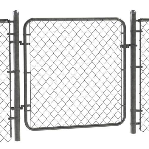 Chain Link Fence Gate Hinge Kit At Menards