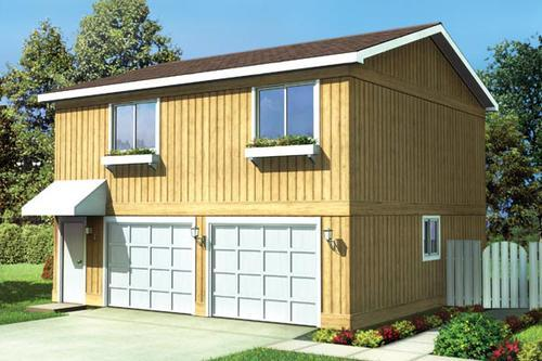 Garage Apartment Plans 2 Bedroom - Home Design Ideas