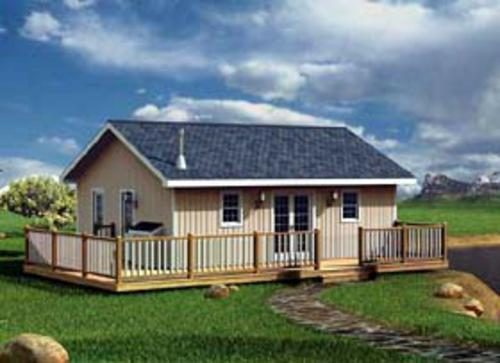 Superieur Cabin Retreat   Building Plans Only At Menards®