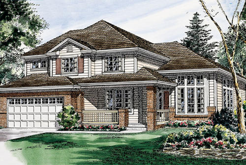 Classic house building plans only at menards malvernweather Image collections
