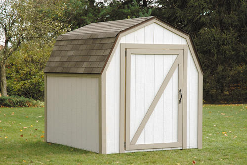 2x4basics Barn Roof Shed Kit At Menards