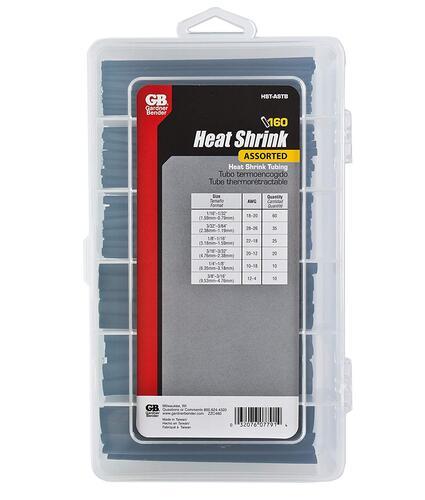 Gardner Bender Assort Heat Shrink Tube