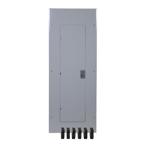 Ge Powermark Gold 200 Amp 40 Space 40 Circuit Indoor Main Breaker Contractor Value Kit At Menards