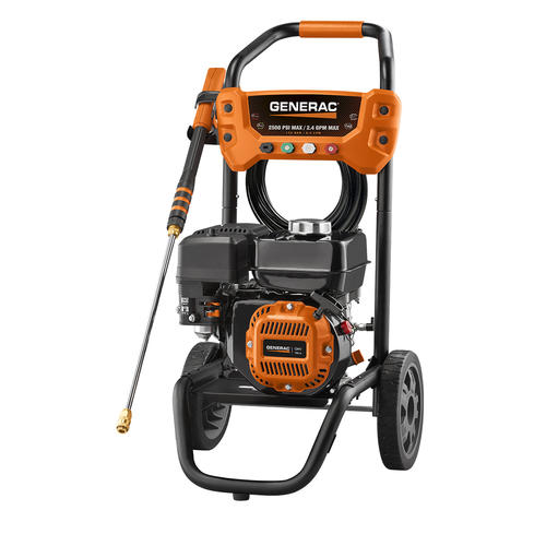 Generac 2500 PSI 2 3 GPM Gas Residential Pressure Washer at Menards