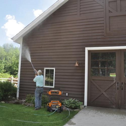 Generac 4200 PSI 4 0 GPM Gas mercial Power Washer at Menards