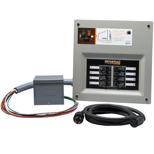 Wondrous Generac Homelink Upgradeable Manual Transfer Switch Kit Resin Power Wiring 101 Akebretraxxcnl