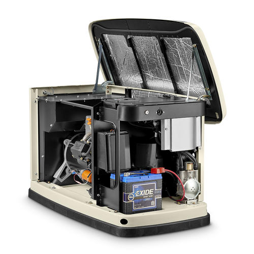 Generac® 9,000-Watt (LP) 8000-Watt (NG) Home Standby
