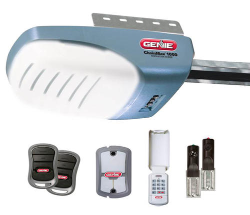 menards garage door openerGenie ChainMax 1000 34 HPc Chain Drive Garage Door Opener at